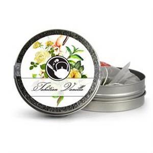 Tahitian Vanilla Tea in Tall Tin