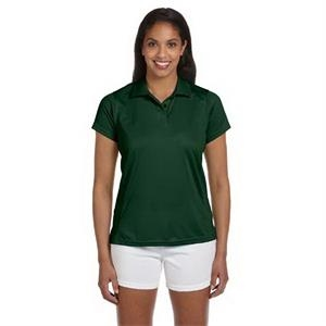 Ladies' 4 oz. Polytech Polo