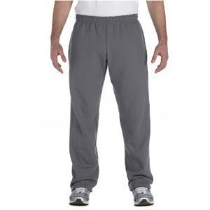 Adult Heavy Blend(TM) 8 oz., 50/50 Open-Bottom Sweatpants