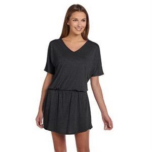 Ladies' Flowy V-Neck Dress