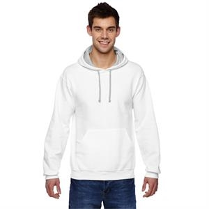 Adult 7.2 oz. Sofspun(R) Hooded Sweatshirt