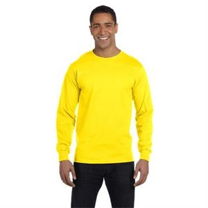 6.1 oz. Long-Sleeve Beefy-T(R)