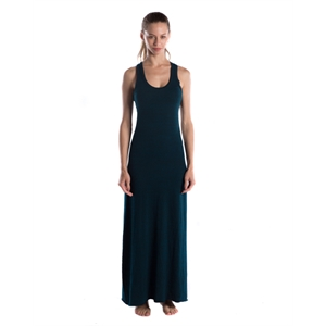 Ladies' 5.2 oz. Triblend Racerback Over-Dyed Dress