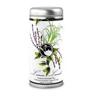 Lemon Lavender Tea in Tall Tin