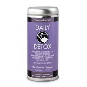 Daily Detox Tea in Tall Tin
