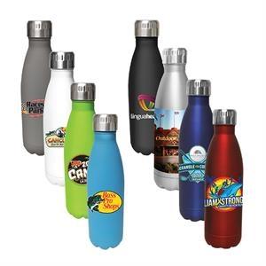 17 oz. Halcyon Bottle, Full Color Digital