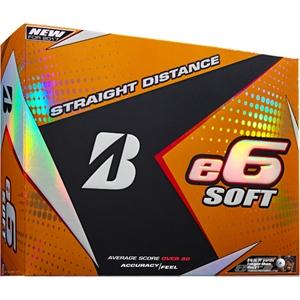 Bridgestone (R) e6 Soft Golf Balls