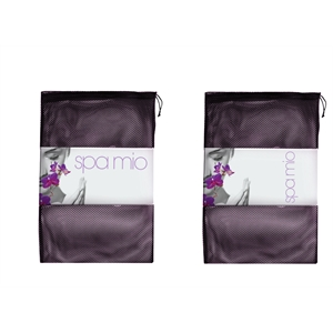 Sublimated Mesh Laundry Bag with Panel