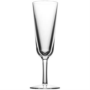 Blank 7 oz Champagne Flute Synthetic Glass