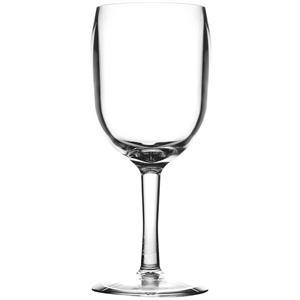 Blank 12 oz Stemmed Wine Synthetic Glass