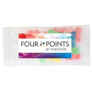 Large Bountiful Bag Full Color Label with Sour Patch Kids