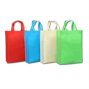 Non-Woven Promotional Give Away Tote Bags