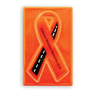 Reflective Ribbon Sticker
