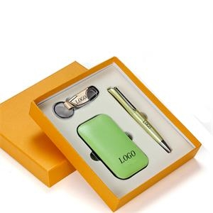 Pen, Manicure Set and Keychain Gift Set