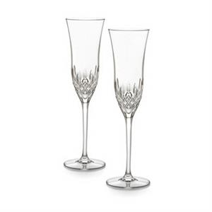 Waterford Lismore Essence Champagne Flute (pair)