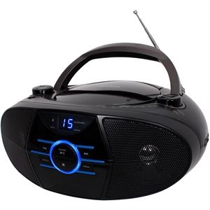 Jensen Portable Stereo CD Player Stereo Radio - Bluetooth