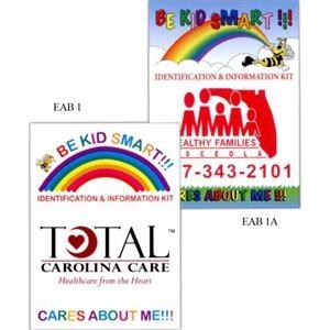 Be Kid Smart - Child's Identification Kit