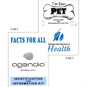 Identification Kit for Adults