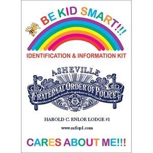 Be Kid Smart- Child's Identification Kit