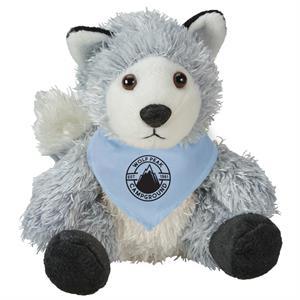 Cuddliez Wolf