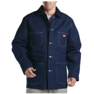 Men's Denim Blanket Lined Chore Coat