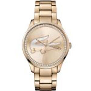 Victoria New Ladies Watch Rose Gold Case-Bracelet Rose Dial