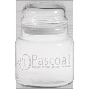 16 oz. Apothecary Jar w/ Dome Lid