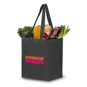 "Reusable Economy Size Grocery Bag 9.5""W x 11.75\""H x 7\""G"