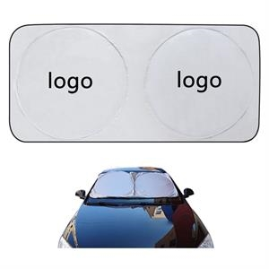 Collapsible Auto Sunshade