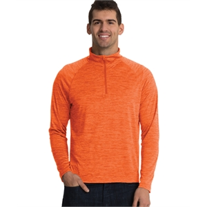 Men's Space Dye Performance Pullover