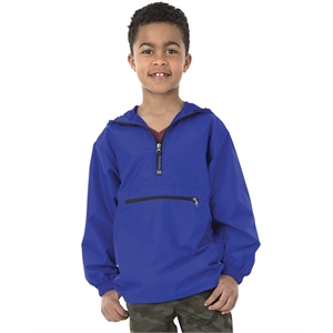 Youth PackNGo Pullover
