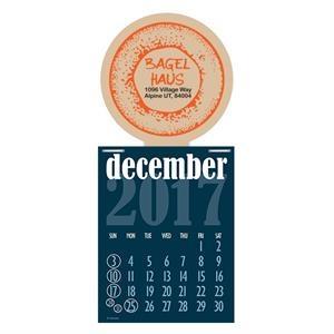 Super-Size Prismatic Calendar