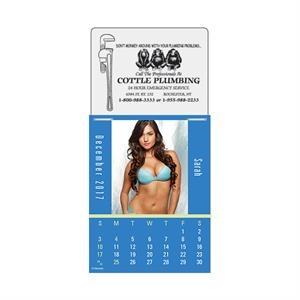 Maiden America Magna-Stick (TM) Calendar