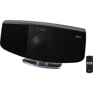 Jensen Bluetooth Wall Mountable Music System with CD