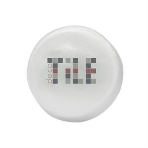 Round Soap With Logo
