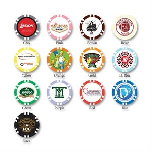 Liberty Exclusive Professional Poker Chips