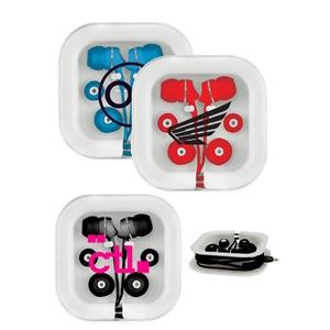 Baseline Earbuds in Travel Case