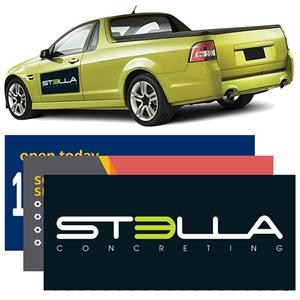 Magnets - 30 mil Car sign / Outdoor flexible Magnet