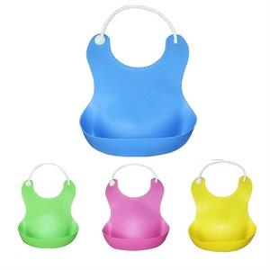Baby Soft Silicone Bibs