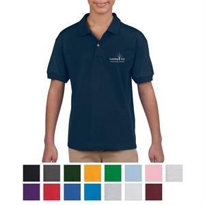 Gildan® DryBlend® Youth Jersey Polo