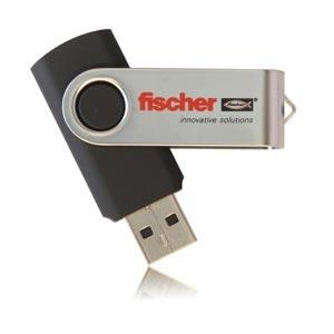 Swivel USB Flash Drive w/ Quick Turnaround Custom USB Drive