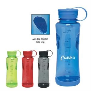 22 Oz. Tritan Gripper Bottle
