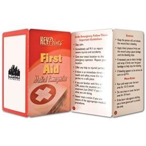 Key Point: First Aid