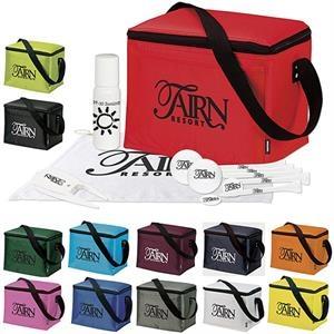 KOOZIE® 6 Pack Cooler Golf Event Kit