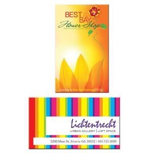 Large Business Card Magnet