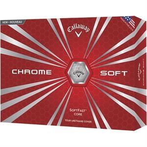 Callaway® Chrome Soft Golf Balls