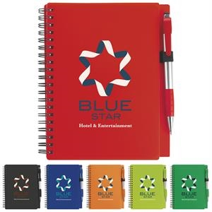 Combo Notebook with Element Stylus Pen
