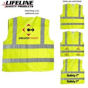 Quick Release ANSI 2 Safety Vest