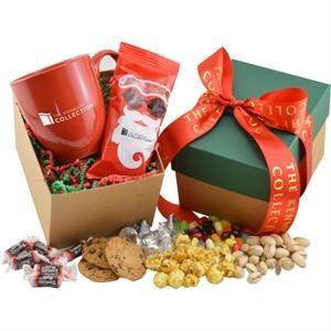 Mug and Hershey Kisses Gift Box