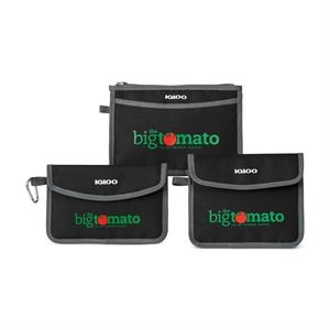 Igloo Insulated 3 Piece Pouch Set
